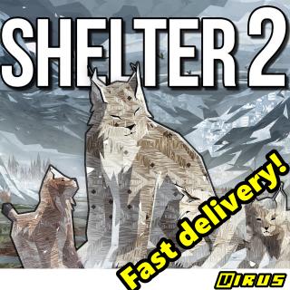 ⭐ɪɴ𝐬ᴛᴀɴᴛ!⭐ Shelter 2 - Instant CD-Key Global