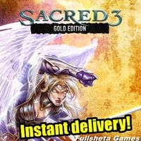 Sacred 3 Gold - Steam instant delivery