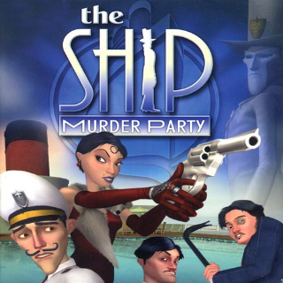 ⭐10x The Ship: Murder Party [Steam\RegionFree\InstantDelivery]