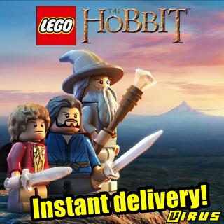 [𝐈𝐍𝐒𝐓𝐀𝐍𝐓] LEGO The Hobbit [Steam\RegionFree\InstantDelivery]