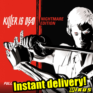 Killer is Dead - Nightmare Edition - Instant CD-Key Global