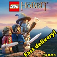 ⭐ɪɴ𝐬ᴛᴀɴᴛ!⭐ LEGO The Hobbit [Steam\RegionFree\InstantDelivery]