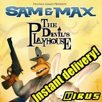 Telltale Games presents Sam & Max: The Devil's Playhouse - Instant CD-Key Global