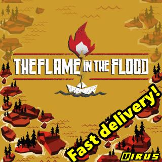 ⭐ɪɴ𝐬ᴛᴀɴᴛ!⭐ The Flame in the Flood Steam CD Key