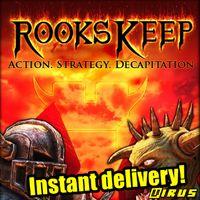 ⭐ɪɴ𝐬ᴛᴀɴᴛ!⭐ Rooks Keep