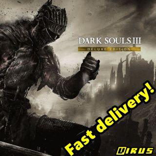 Dark Souls 3 Deluxe Edition