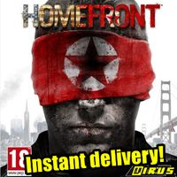 Homefront Steam Key GLOBAL - instant delivery