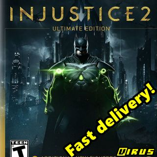 Injustice 2 Ultimate Edition