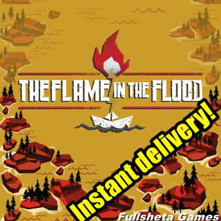 The Flame in the Flood - instant delivery - Steam key - 𝐹𝑢𝑙𝑙 𝐺𝑎𝑚𝑒