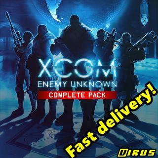 XCOM: Enemy Unknown Complete