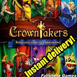 Crowntakers & 𝐀 𝐋𝐎𝐓 𝐎𝐅 𝐌𝐎𝐑𝐄 𝐔𝐋𝐓𝐑𝐀 𝐂𝐇𝐄𝐀𝐏 𝐆𝐀𝐌𝐄𝐒 𝐈𝐍 𝐌𝐘 𝐏𝐑𝐎𝐅𝐈𝐋𝐄!