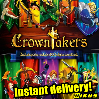 [𝐈𝐍𝐒𝐓𝐀𝐍𝐓] Crowntakers