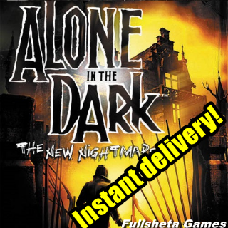 Alone in the Dark: The New Nightmare|🅵🅶 offer! *Instant Delivery* Steam Key - 𝐹𝑢𝑙𝑙