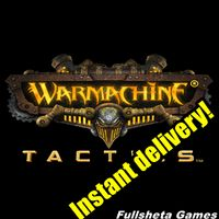 WARMACHINE Tactics|🅵🅶 offer! (PC/Steam) *Instant Delivery* Steam Key - 𝐹𝑢𝑙𝑙 𝐺𝑎𝑚𝑒