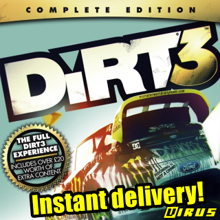 [𝐈𝐍𝐒𝐓𝐀𝐍𝐓] DiRT 3 Complete Edition