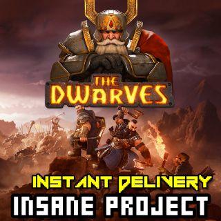 The Dwarves (PC/Steam) 𝐝𝐢𝐠𝐢𝐭𝐚𝐥 𝐜𝐨𝐝𝐞 / 🅸🅽🆂🅰🅽🅴 - 𝐹𝑢𝑙𝑙 𝐺𝑎𝑚𝑒