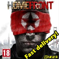 ⭐ɪɴ𝐬ᴛᴀɴᴛ!⭐ Homefront Steam Key GLOBAL - instant delivery