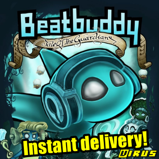 Beatbuddy: Tale of the Guardians - instant delivery - Steam key - Full Game
