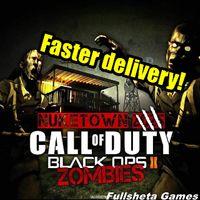 Call of Duty: Black Ops 2 + Nuketown MP Map Steam Key GLOBAL