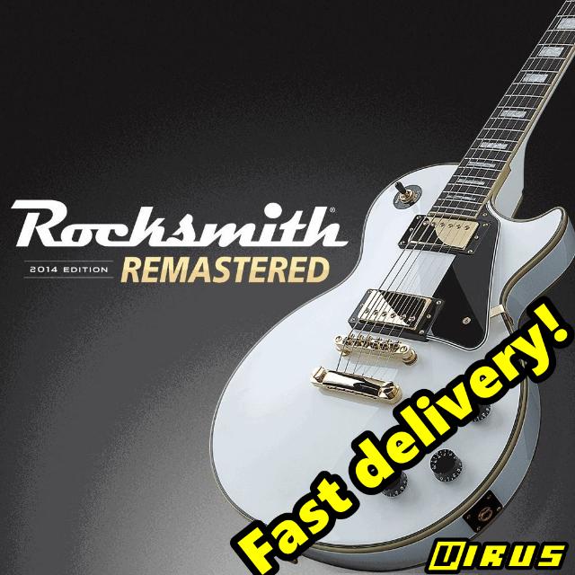 Rocksmith 2014 Edition - Remastered