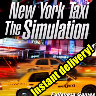 New York Taxi Simulator|🅵🅶 offer!|PC Steam Key|Instant & Automatic Delivery