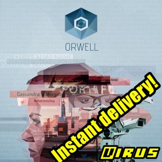 [𝐈𝐍𝐒𝐓𝐀𝐍𝐓] Orwell: Keeping an Eye On You