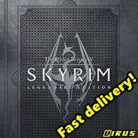 The Elder Scrolls V: Skyrim - Legendary Edition Steam Key GLOBAL