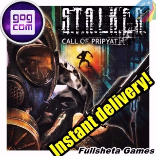 S.T.A.L.K.E.R. Call of Pripyat (PC/GOG) instant delivery - digital code