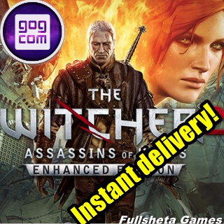 The Witcher 2: Assassins Of Kings Enhanced Edition (PC/GOG) instant delivery