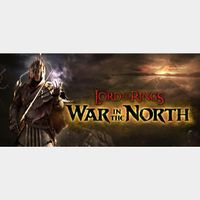 Lord of the Rings War In The North GLOBAL Instant Delivery