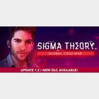 Sigma Theory: Global Cold War GLOBAL Steam Key
