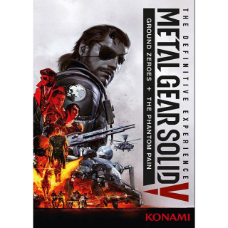 METAL GEAR SOLID V: THE DEFINITIVE EXPERIENCE GLOBAL