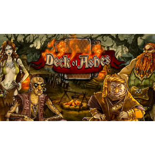 Deck of Ashes steam key GLOBAL Instant Delivery