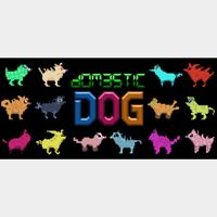 Domestic Dog GLOBAL Instant Delivery
