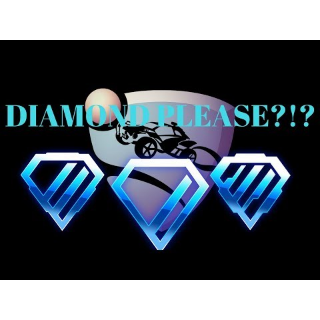 I will get you diamond rank + rewards!