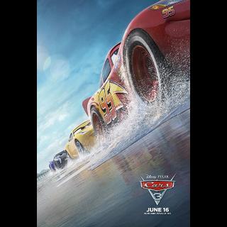 Cars 3 (Movies Anywhere)