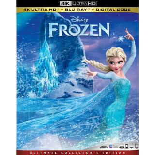 Frozen 4K (Movies Anywhere)