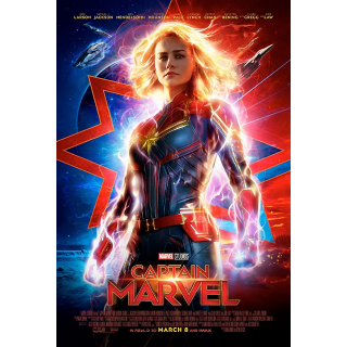 Captain Marvel (Google Play)