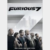 Furious 7 (Extended Cut) (Movies Anywhere)