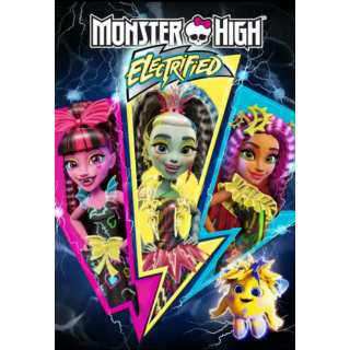 Monster High: Electrified (iTunes) (Ports)