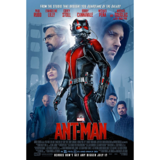 Marvel's Ant-Man (FULL CODE) (Movies Anywhere)