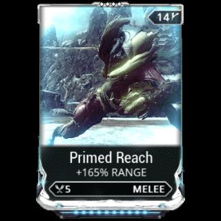 Mod | Primed Reach 10/10