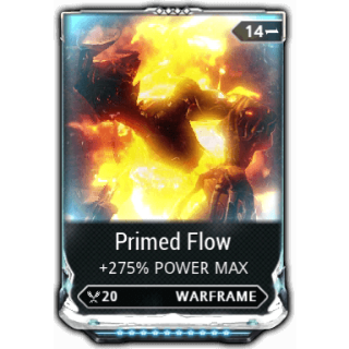Mod | Primed Flow 10/10