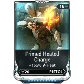 Mod | Primed Heated Charge MAX