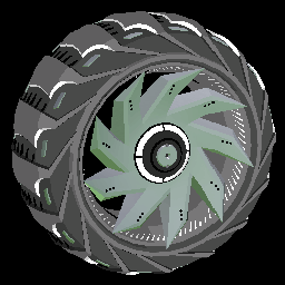 Helicoprion | Grey