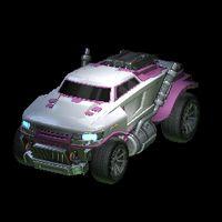 Road Hog | Pink