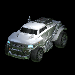 Road Hog | Titanium White