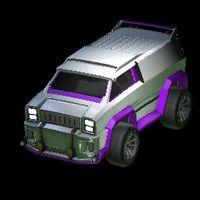 Merc | Purple