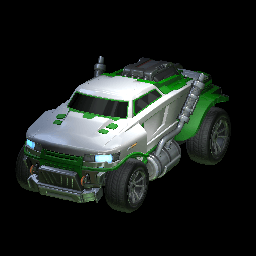 Road Hog | Forest Green