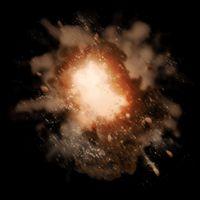 Dust Cloud | Burnt Sienna